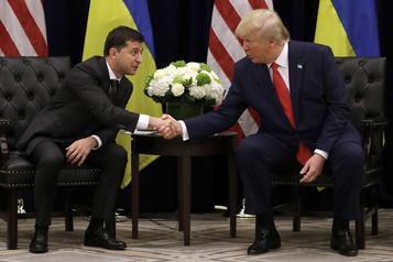 La Maison-Blanche publie la transcription d'un nouvel appel entre Trump et Zelensky