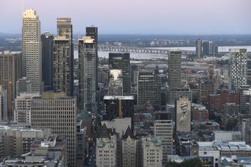 L'économie de Montréal va beaucoup mieux