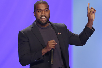 Kanye West sur le bulletin de vote du Tennessee)