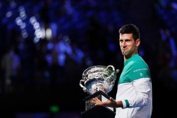 Internationaux d'Australie Un neuvième sacre pour NovakDjokovic)