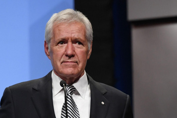 Alex Trebek quitterait Jeopardy !