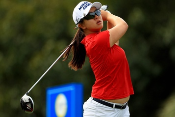 L'Omnium de golf féminin CP est annulé)