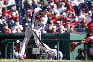 COVID-19: Freddie Freeman et trois autres joueurs des Braves déclarés positifs)