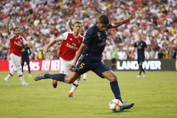 Reprise du foot espagnol: le Real Madrid veut «tout gagner»)