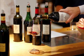 Les ventes de Bordeaux s'effondrent aux États-Unis