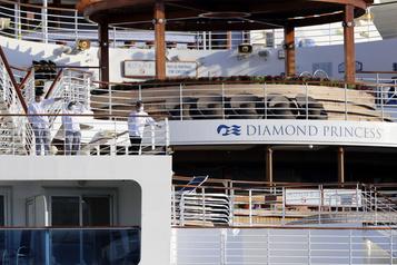 Diamond Princess: le cauchemar continue pour l'équipage en quarantaine