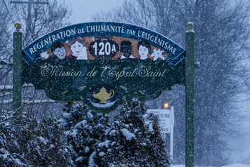 Québec veut le nom des enfants qui fréquentent la Mission de l'Esprit-Saint