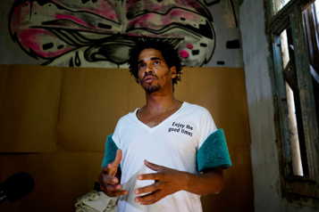 Cuba Un artiste contestataire arrêté lundi remis en liberté)
