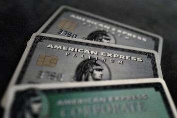 American Express soutenu par les achats de fin d'année
