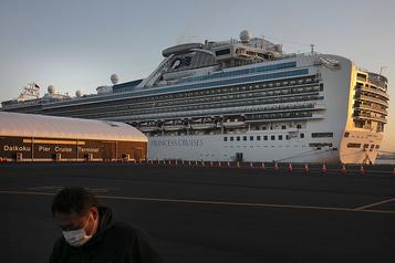 Coronavirus: un couple de Québécois atteint à bord du Diamond Princess