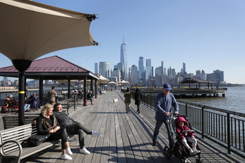 Revers pour Airbnb à Jersey City