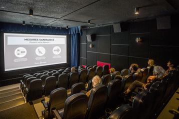 SODEC Une aide supplémentaire de 2,5millions pour les salles de cinéma)