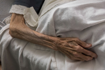 Aide médicale à mourir 1776 cas l'an dernier au Québec)