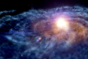 L'effet papillon d'une Supernova