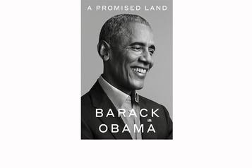 Les mémoires d'Obama sortiront deux semaines après l'élection)