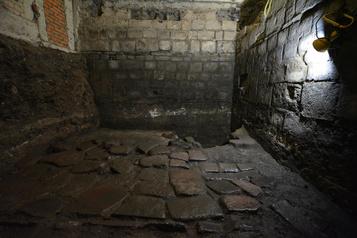 Découverte à Mexico d'un palais Aztèque, demeure de Cortes)