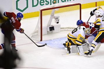 Penguins3 - Canadien4 (pointage final)  )