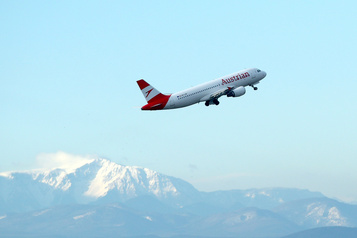 Coronavirus: Austrian Airlines suspendra tous ses vols réguliers