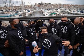 L'Olympique de Marseille se lance dans la musique)