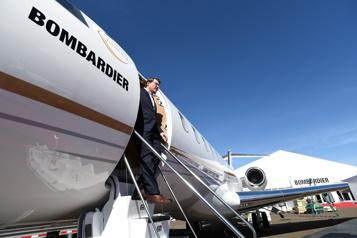 Aviation d'affaires La demande incite Bombardier à relever ses prévisions )