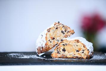 Desserts des Fêtes: le Stollen d'Olivier Potier