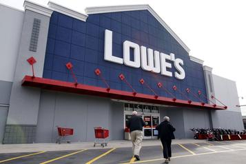 Lowe's a encore du pain sur la planche pour redresser ses activités canadiennes