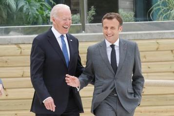 États-Unis–France Une alliée, quand on a besoin d'elle)