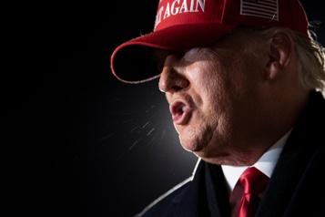 Donald Trump, chaos, colère et division)