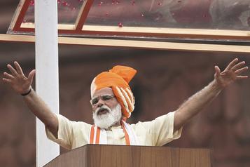 Vaccins: l'Inde va aider «toute l'humanité», promet le premier ministre)