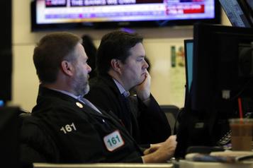 À Wall Street, pire séance en deux ans pour le Dow Jones