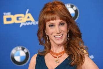 Kathy Griffin révèle avoir un cancer du poumon)
