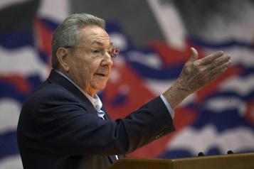 Congrès historique du Parti communiste de Cuba, départ annoncé de Raul Castro)