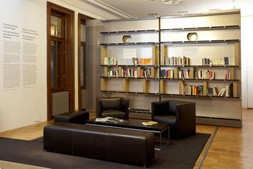 Les appartements vides de Sigmund Freud transformés en musée)