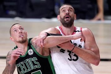 NBA Marc Gasol quitte les Raptors, s'entend avec les Lakers)