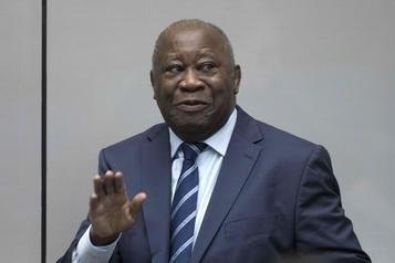 La CPI autorise l'ex-président ivoirien Gbagbo à quitter la Belgique sous conditions)