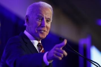 Primaires démocrates: Biden accumule les bourdes avant un vote clé