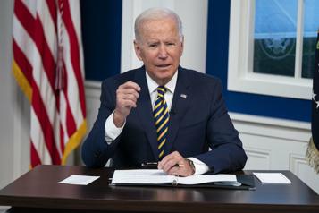 Avant la COP26 Biden annonce un projet de réduction des émissions de méthane)