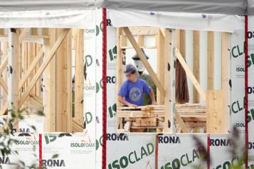 Construction résidentielle Excellente année2020 au Québec)