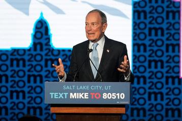 Bloomberg pulvérise le record de dépenses pour un candidat américain