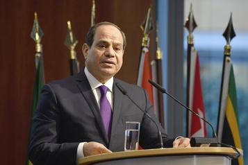 L'Égypte prête à intervenir «directement» en Libye si le GNA progresse)