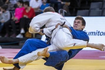 Judo François Gauthier-Drapeau tient tête au numéro2 mondial