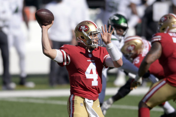 Nick Mullens remplacera Jimmy Garoppolo chez les 49ers)