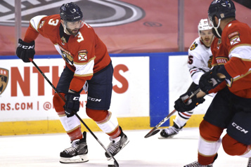 Keith Yandle marque son 100e but dans un gain des Panthers)