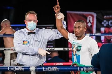 La boxe au temps de la pandémie de COVID-19)