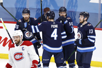 Pointage final Canadien 3 - Jets 6)