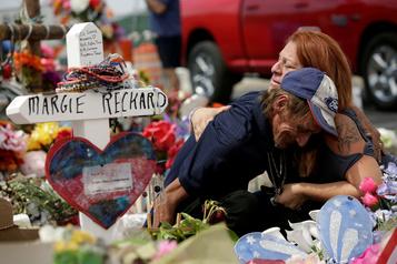 Tuerie d'El Paso: élan de sympathie autour d'un veuf esseulé