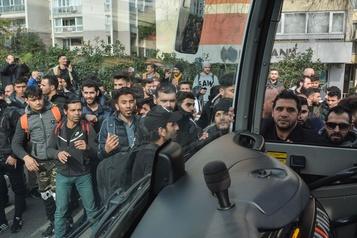 Menace migratoire : la Turquie exige le soutien de l'Europe dans son bras de fer avec la Russie