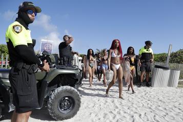 La fête est finie à Miami Beach