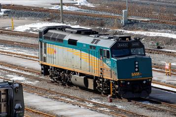 Reprise partielle du service de VIA Rail dès jeudi