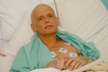 Cour européenne des droits de l'homme  La Russie «responsable» du meurtre de l'ex-espion Litvinenko)